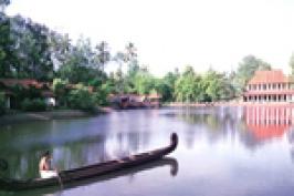 Kumarakom Backwaters In Kerala