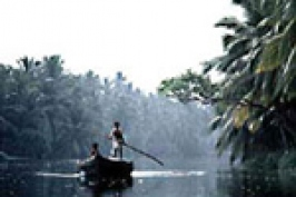 Malappuram Backwaters In Kerala