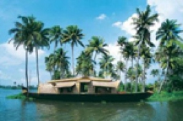 Kassarkod Backwaters In Kerala