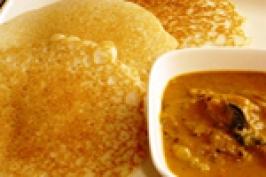 Appam Dish In Kerala