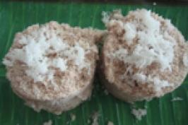 Puttu Dish In Kerala