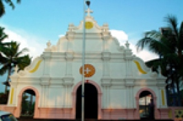 Marathoman Church In Kerala