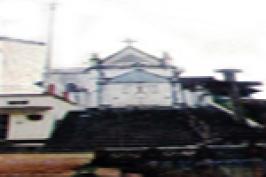 Holy Virgin Mary Church In Kerala