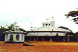 Kyomtha Chapel In Kerala