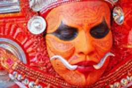 Theyyam In Kerala